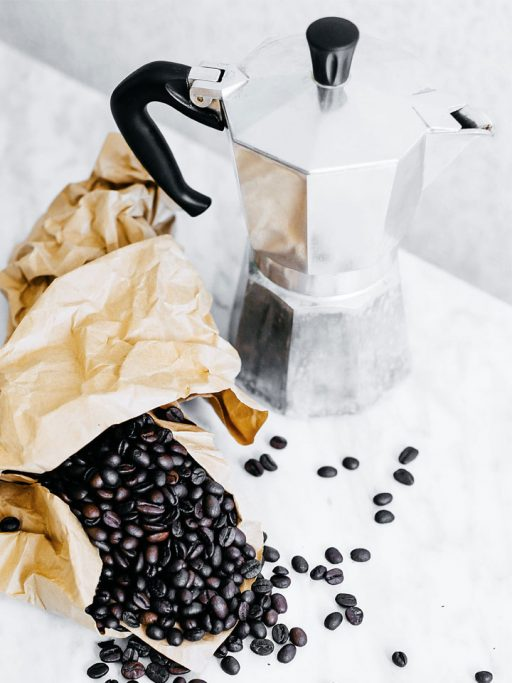 Coffee Spice Landing